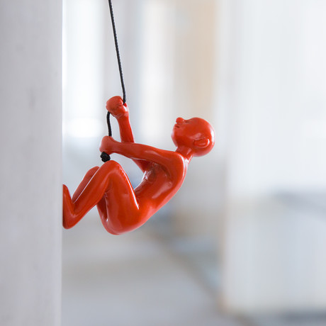 Climbing Man // Position 3 (Choco-Black)