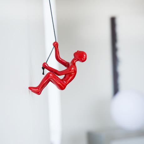 Climbing Man // Position 7