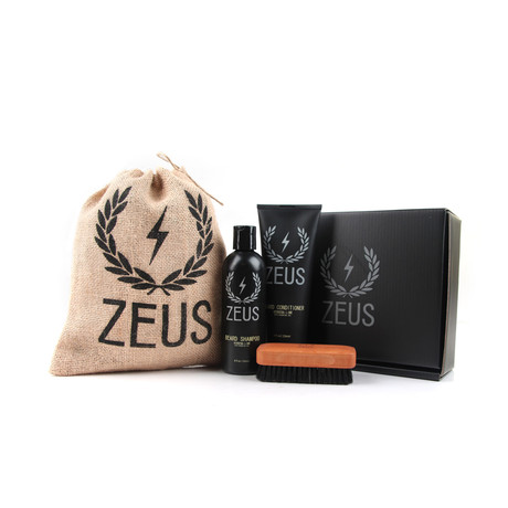 zeus beard shaving razors grooming touch of modern. Black Bedroom Furniture Sets. Home Design Ideas