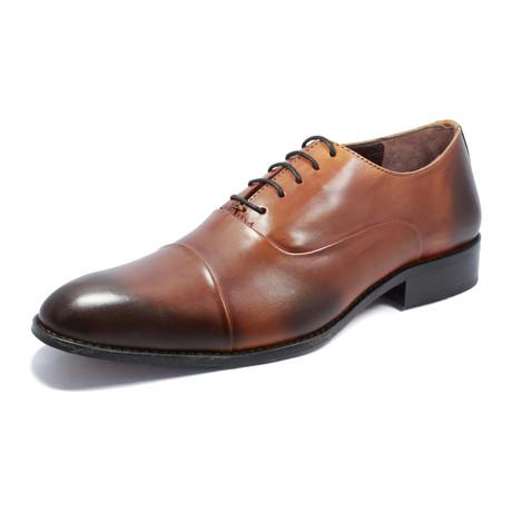 Spector Dress Shoe // Tan