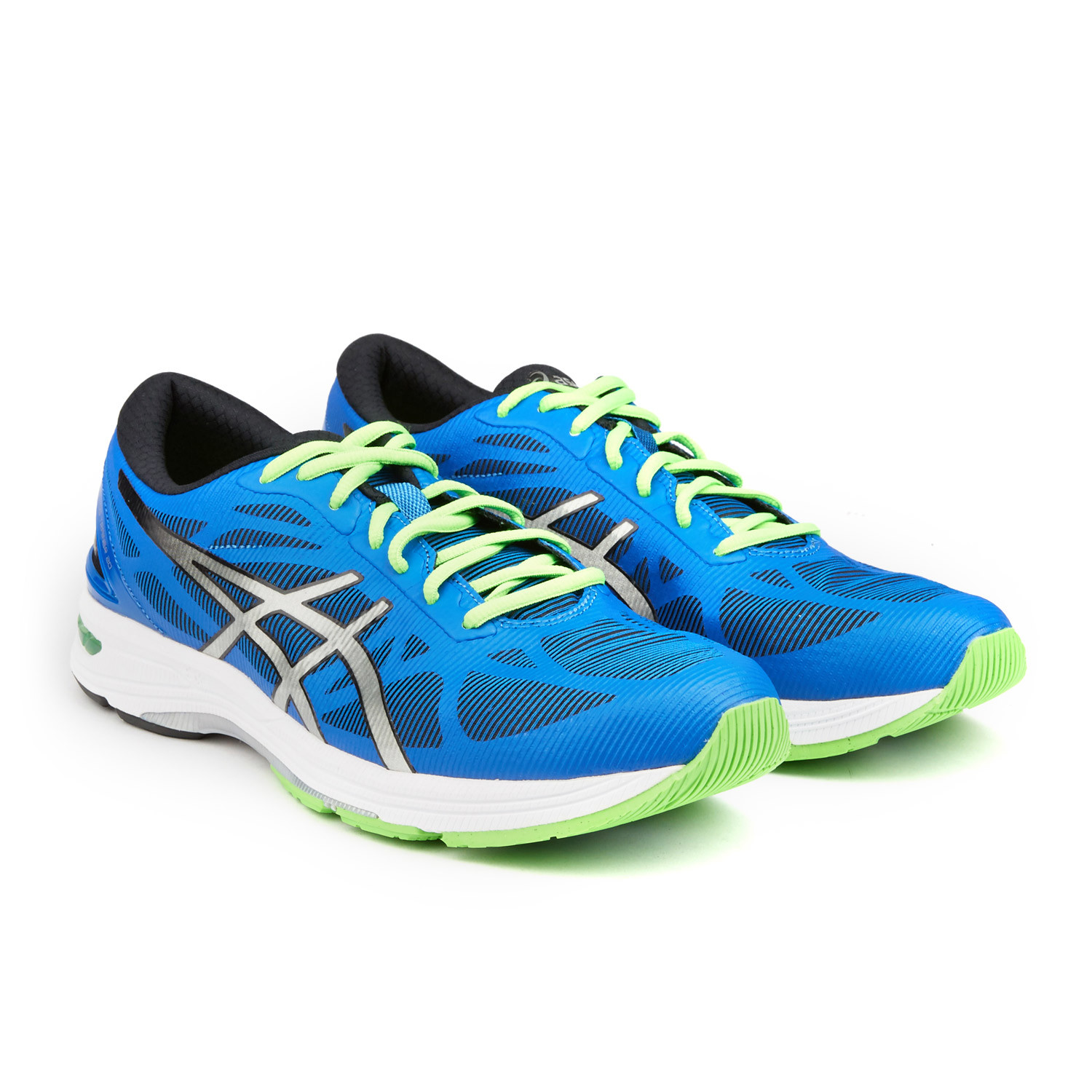 buy popular 5a329 75af5 Asics // Gel-DS Trainer 20 // Blue + Silver + Black (US: 11 ...