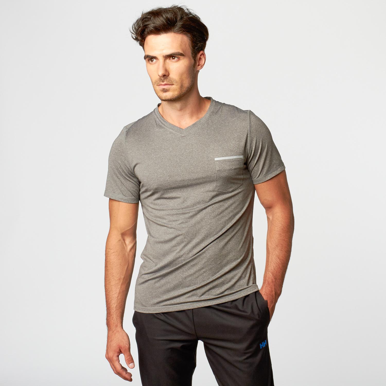 a20621f2639d Alanic // Comfy Half Sleeve V-Neck T-Shirt // Grey (2XL) - Alanic Athletic  Apparel - Touch of Modern