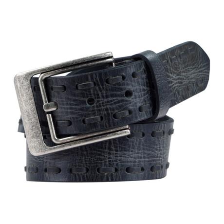 The Duke Belt // Black