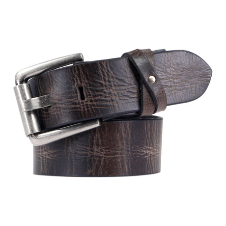 The Marquess Belt // Brown