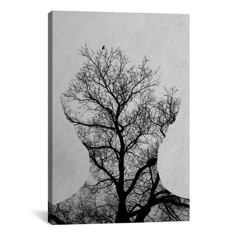 "Tree Of Life // Andreas Lie (26""W x 18""H x 0.75""D)"