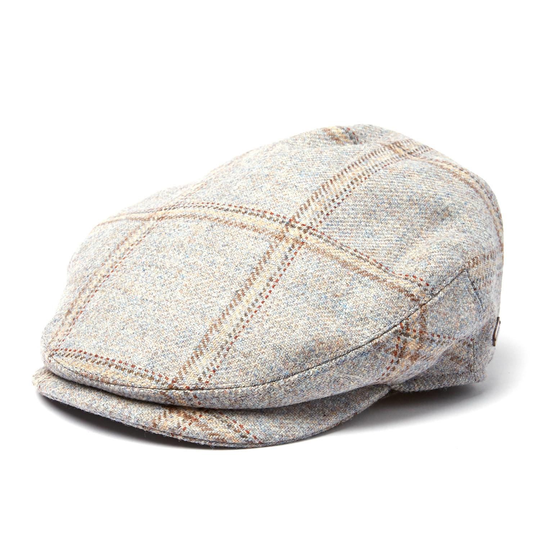 British Peebles Flat Cap // Askern Check (XL) - Kangol
