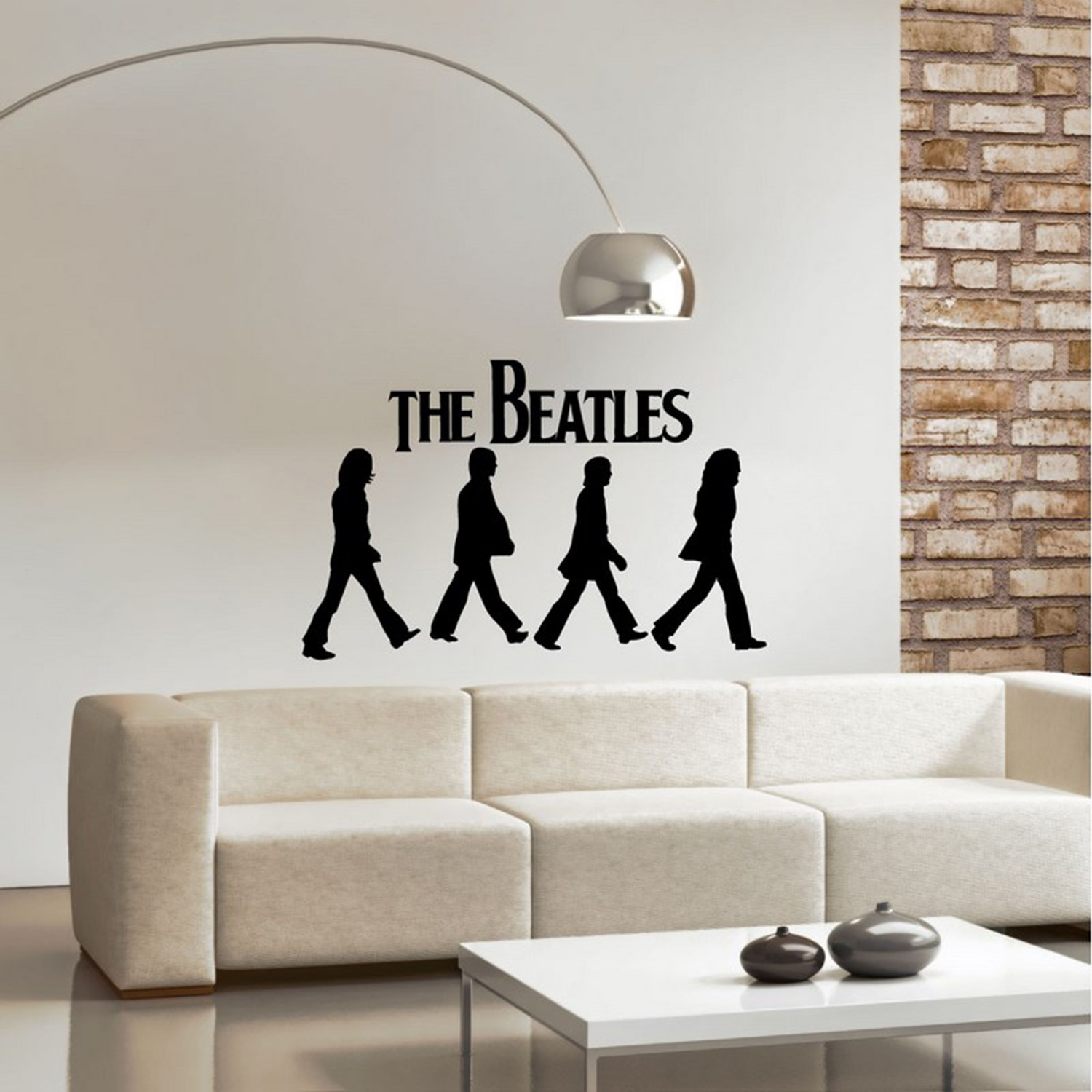 Ambiance sticker celebrity wall decals touch of modern abbey road amipublicfo Image collections