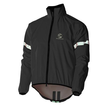 Storm Jacket // Black (S)