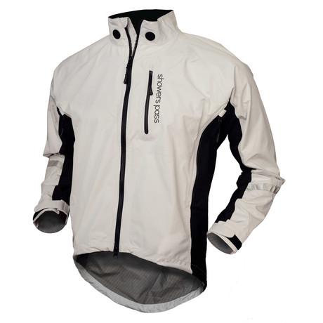 Double Century RTX Jacket // White