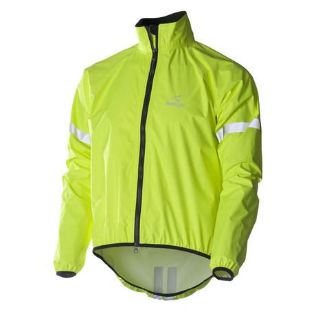 Storm Jacket // Neon Yellow