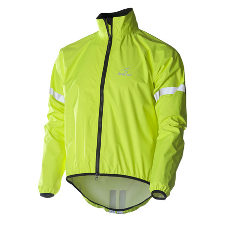 Storm Jacket // Neon Yellow (S)