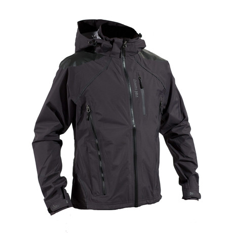 Refuge Jacket // Graphite Grey (S)