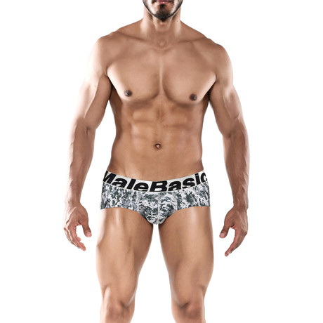 Sports Performance Cool Hip Brief // Jungle Camo