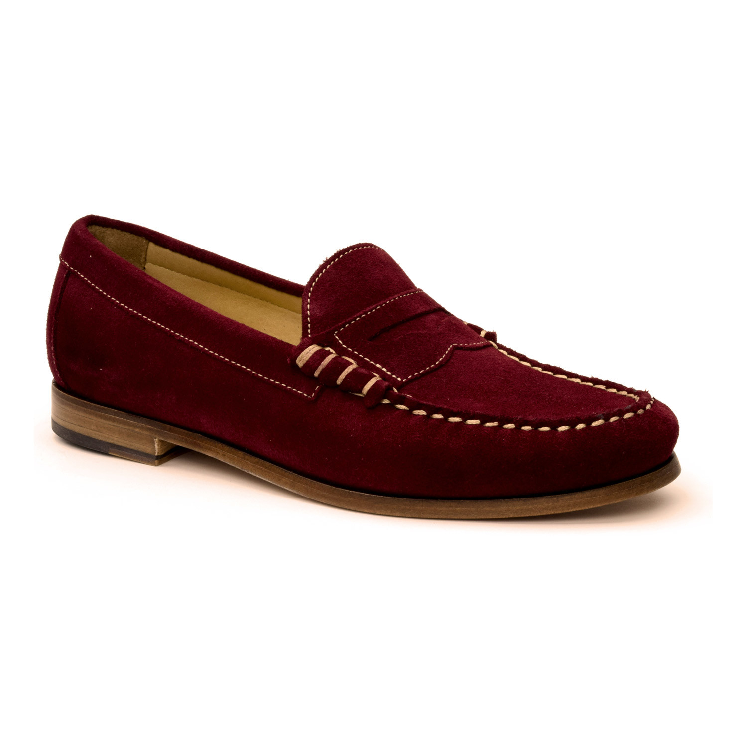 9e49dbbbe39 Drake Penny Loafer    Bordo (US  8.5) - Warfield   Grand - Touch of ...