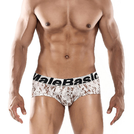 Sports Performance Cool Hip Brief // Desert Camo