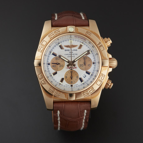Breitling Chronomat 41 Automatic // HB011012/A697 // Store Display