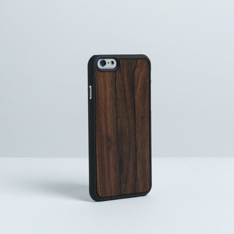 Ziricote Rare Wood Case