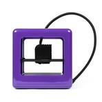 The Micro 3D Printer // Purple + PLA Bundle (Neutral Bundle)