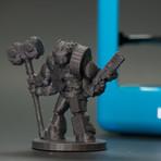 The Micro 3D Printer // Black + PLA Bundle (Neutral Bundle)