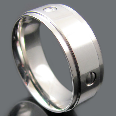 bolt ring size 8 blackjack jewelry touch of modern