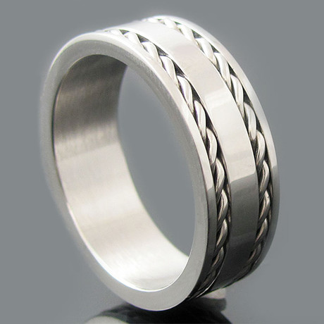Double Cable Ring