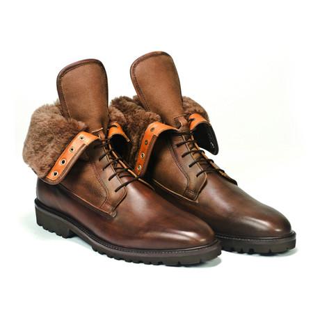 Sebastien Boot // Brown