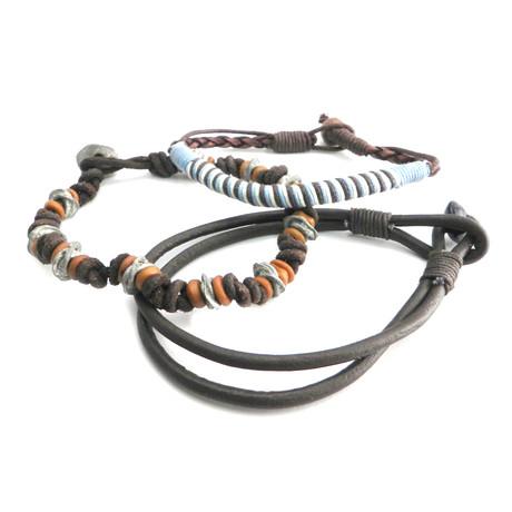 Thin Bracelet Pack // Set of 3