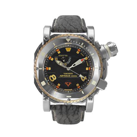 Visconti Sport Dive Abyssus Automatic // W108-04-170-0020