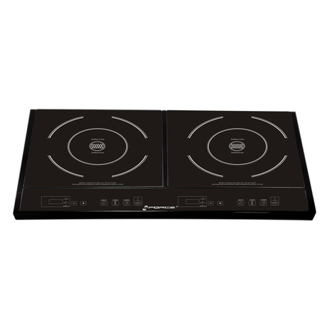 double induction stove
