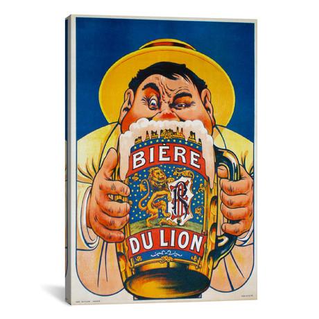 Biere du Lion // Vintage Apple Collection
