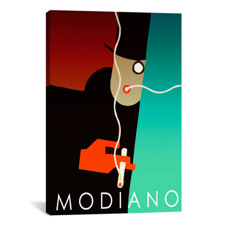 "Modiano Cig // Vintage Apple Collection (12""W x 18""H x 0.75""D)"