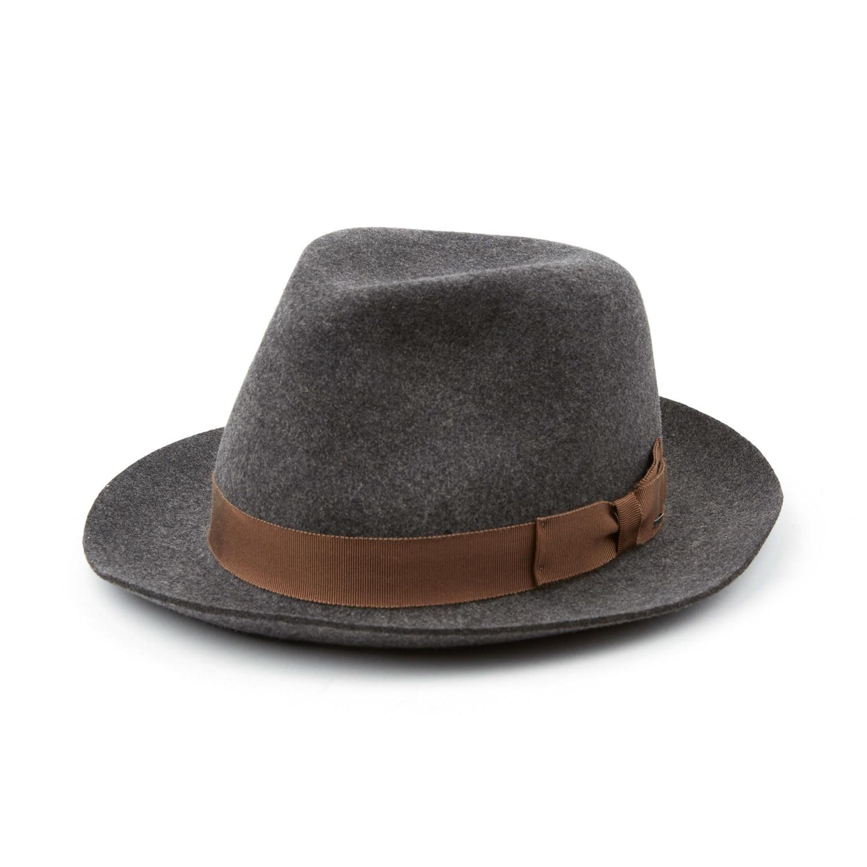 Bertram Fedora    Charcoal (XL) - Bailey Hats - Touch of Modern b3599069cb0