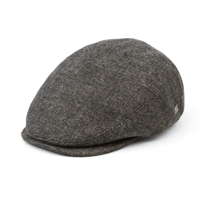 73496f50b Werner Flat Cap // Grey Tweed (S) - Bailey Hats - Touch of Modern