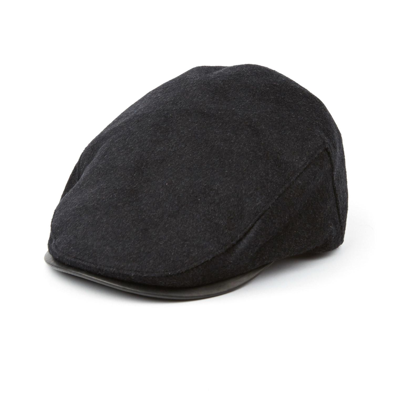 73790074e Jowdy Flat Cap // Black (L) - Bailey Hats - Touch of Modern