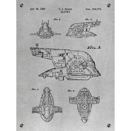 Star Wars Vehicles // Slave-I