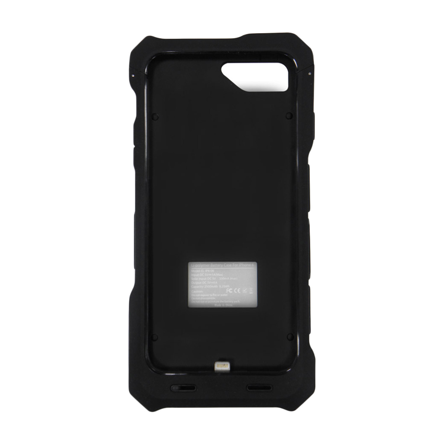 free shipping 76b7b 7a8b3 IN1 Active // Solar Powered Battery Case // iPhone 7 - IN1 Case ...