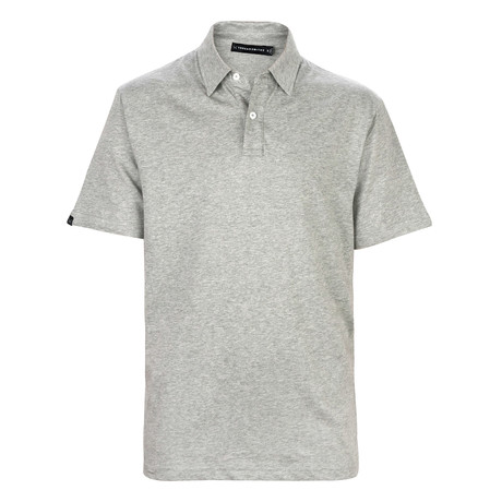 The Game Polo // Grey (XS)