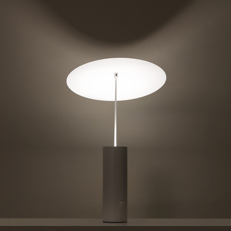 Parasol Table Lamp (White)