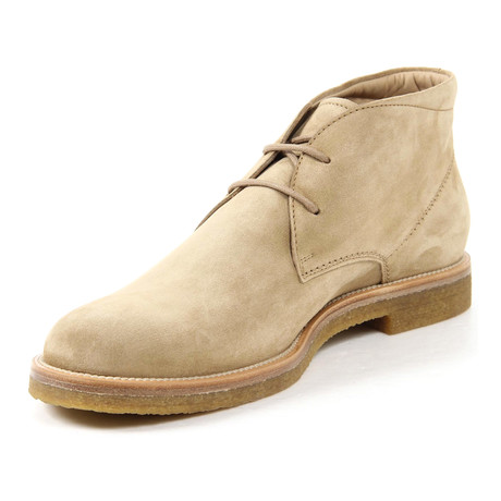 Tod's Shoes // Ankle Boot // Beige (Euro: 43.5)