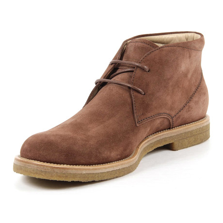 Ankle Boot // Brown