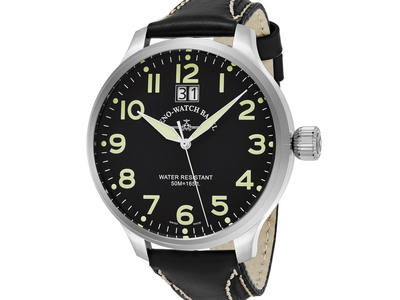 Photo of Stylish Watches Timepieces With Flair Zeno Super Oversized Quartz // 6221-7003-A1 by Touch Of Modern