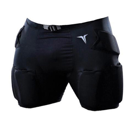 Titin Tech // Titan Force Short System // Black