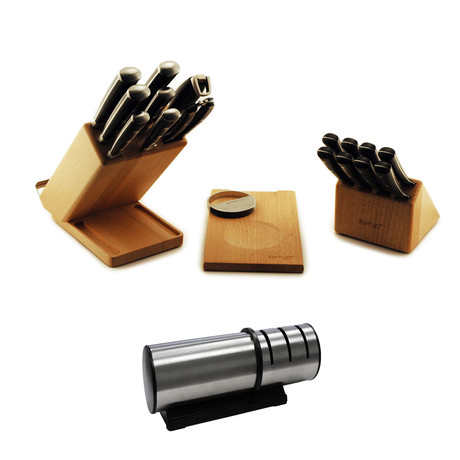 Forged Smart Knife Block Set 21 Pieces Berghoff
