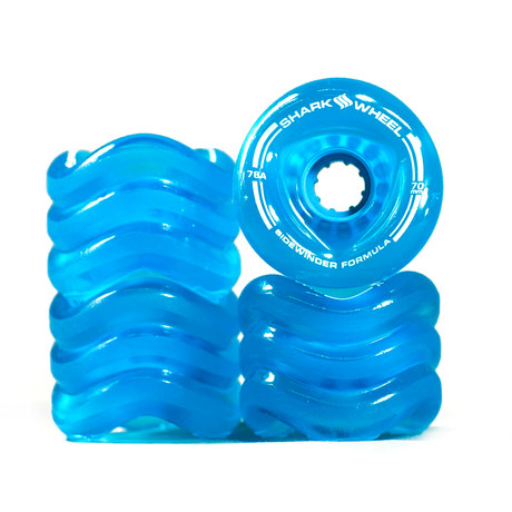 Sidewinder (Transparent Blue)