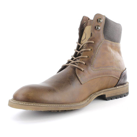 Thinker Lace-Up Boot // Tan