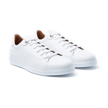 Low-Top Sneaker // White