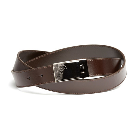 versace belts opulent italian leather goods touch of