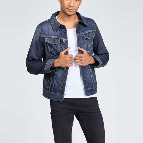 True Prodigy // Jesper Denim Jacket // Raw (S)