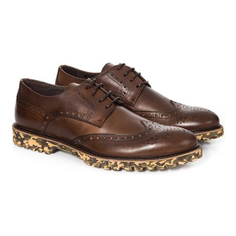 Corato Dress Shoe // Fango