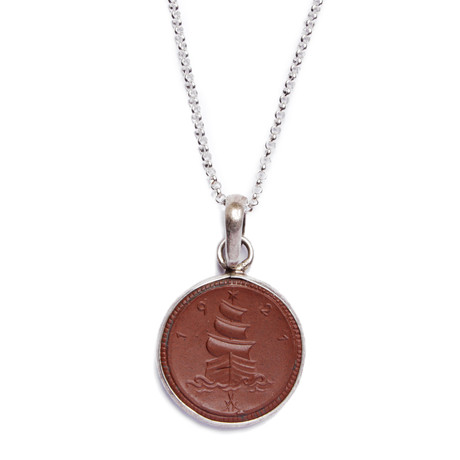 Germany 1920's Coin Necklace